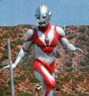 Nihon sekai ultraman powered