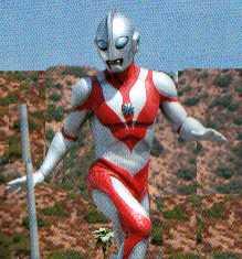 Nihon sekai ultraman powered