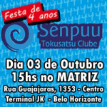 Evento – Festa do Senpuu