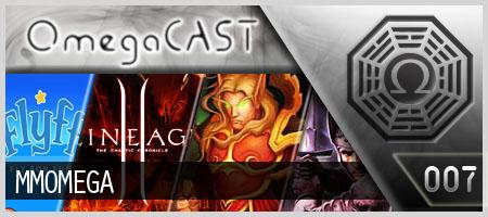 Omega Cast – Episódio 7 – MMOmega