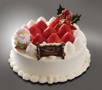 Resultado de imagem para bolo de natal simples