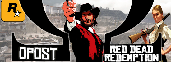 Red Deaqd Redemption e o Opost