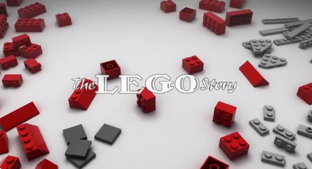 Animação – A história da LEGO