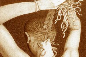 Gorgo, A Medusa