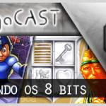 Omega Cast - Episódio 5 - eu vivenciei os 8 bits