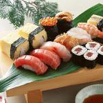 Nihon no Sekai - Comida