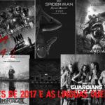 Omega Extra 2 - Os Filmes de heróis de 2017 e as línguas queimadas