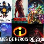 Omegacast - Episódio 73 - Filmes de Heróis 2018