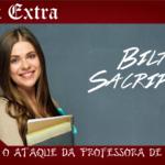 Omega Extra 15 - O Ataque da professora de Português