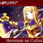 Omegacast - Episódio 91 - Heroinas na cultura POP